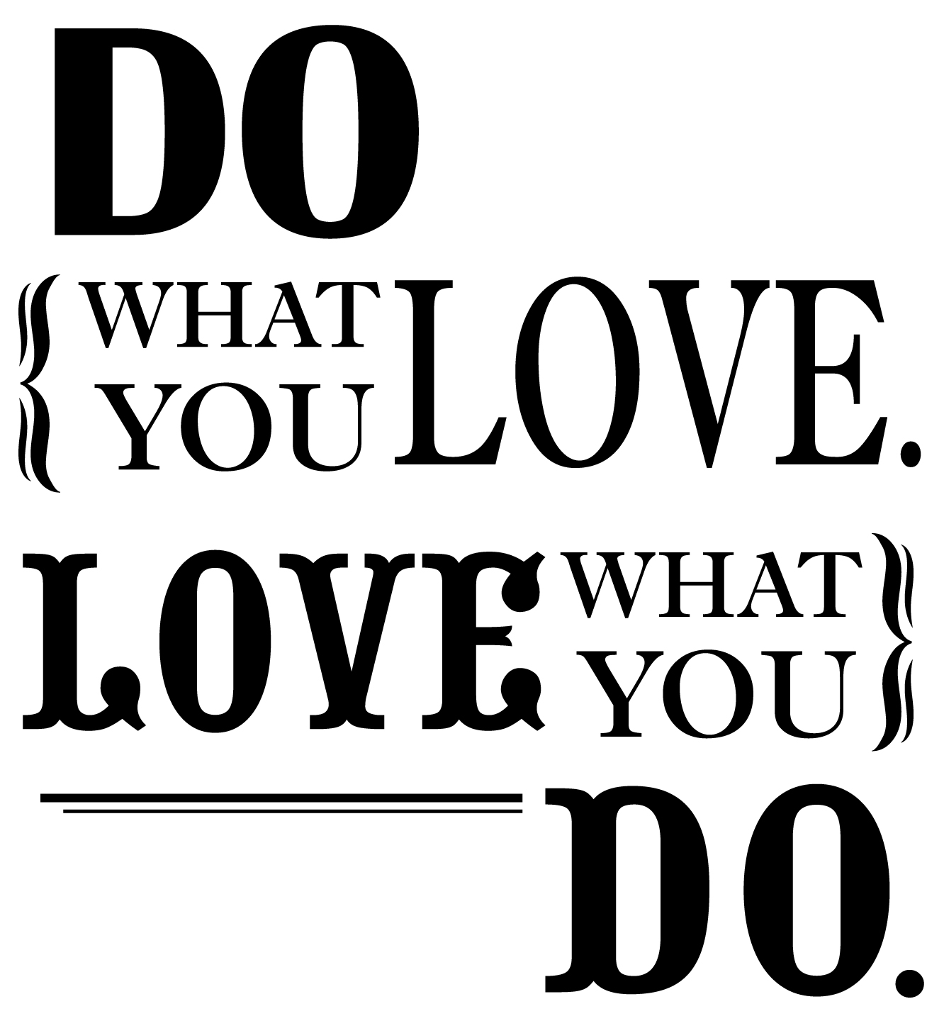 Do What You Love Download