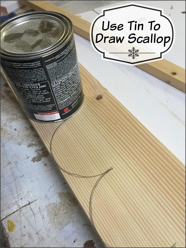 draw scallop