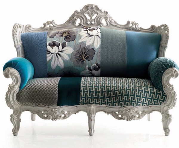 vintage couch moda colllection
