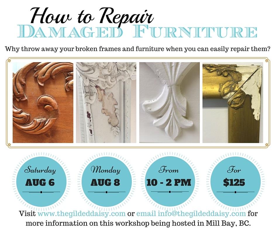 Frame and Furniture Repair Workshops